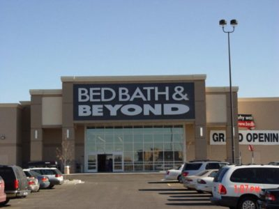 Bed Bath & Beyond 2C