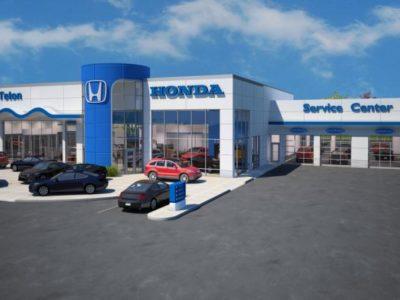 Honda - Teton - Exterior