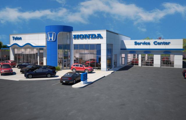 Batemen-Hall, Inc General Contractors | Teton Honda