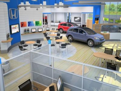 Honda - Teton - Interior