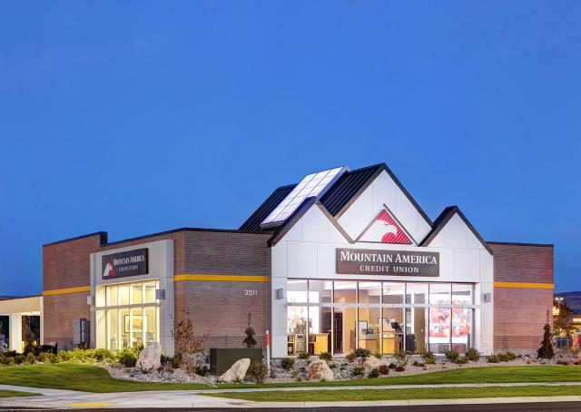 Batemen-Hall, Inc General Contractors | Mountain America CU