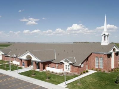 terreton lds stake center Job 542 HR