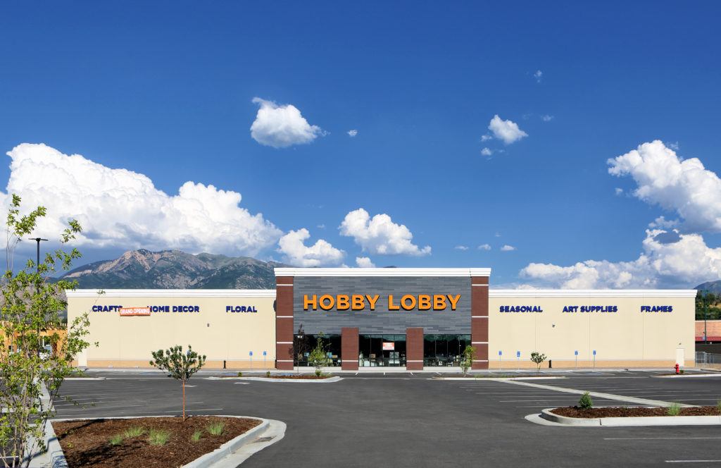 Batemen-Hall, Inc General Contractors | Hobby Lobby