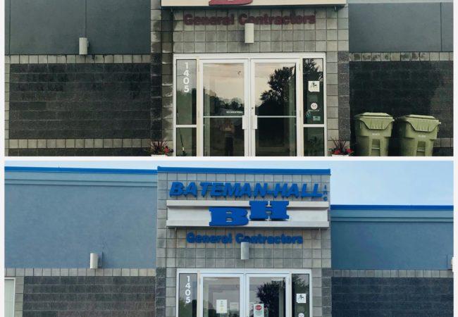 Bateman-Hall Exterior Remodel - 1405 Foote Drive